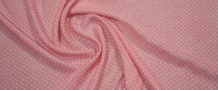 Viskose - kleine polka dots
