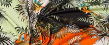 Romanitjersey - Dschungel
