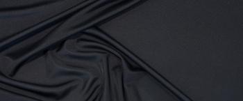 Viskosejersey - schwarz