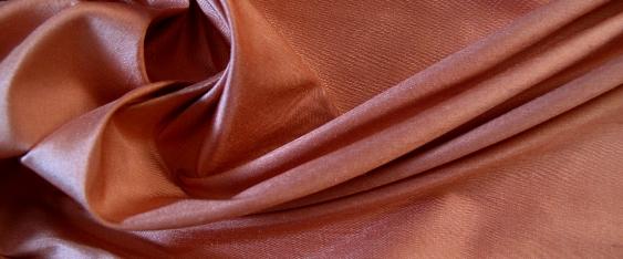Dupion - hummerfarben