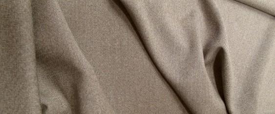 Schurwolle beige/graphit