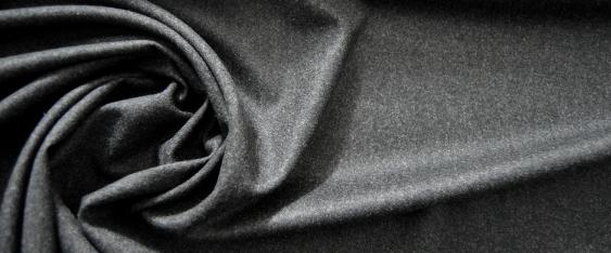 Schurwolle - graphit