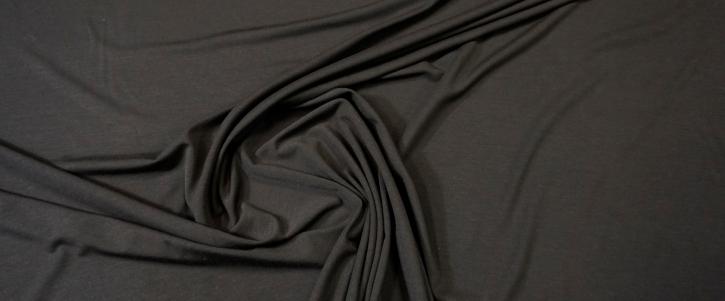 Bambusjersey - schwarz