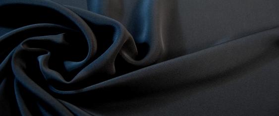 Seidencady - nachtblau