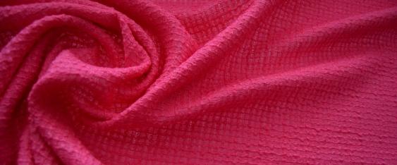 Bouclé - pink