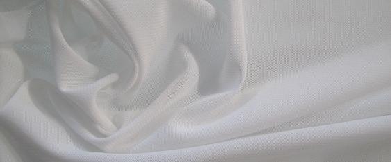 Jersey - weiß