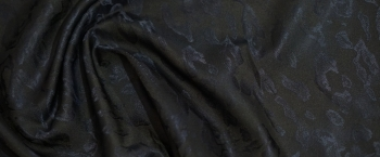 Versace - Jacquardfutter, nachtblau