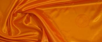 Futterjacquard - orange