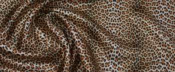 Twill - animalprint