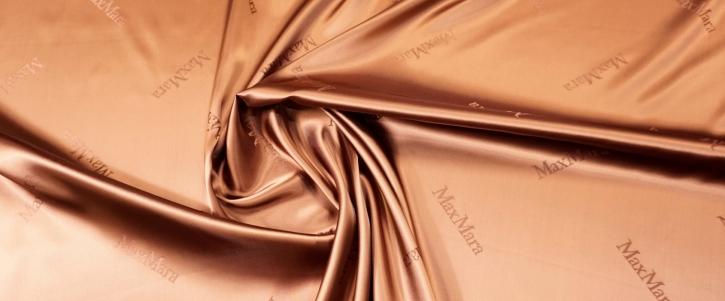 Viskoseduchesse - bronze