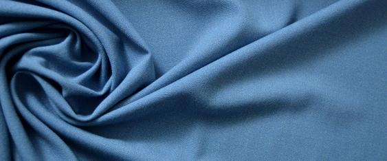 Schurwollmischung - hellblau