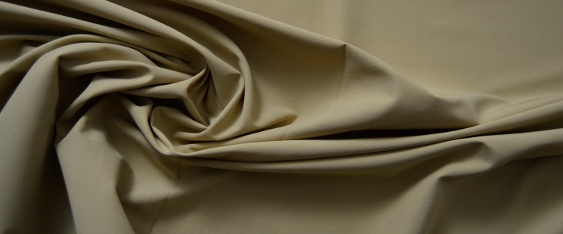 Rest Baumwollmischung - beige