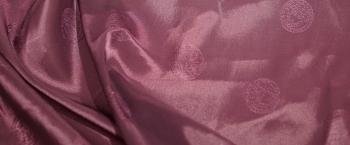 elastisches Versace-Futter - aubergine