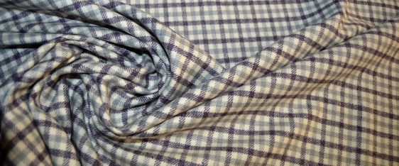 Rest Flanell - Brioni