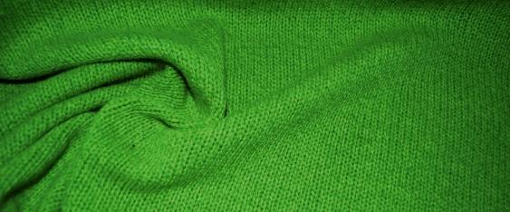 Strickqualität - grün