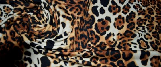 Rest Jersey - animal print