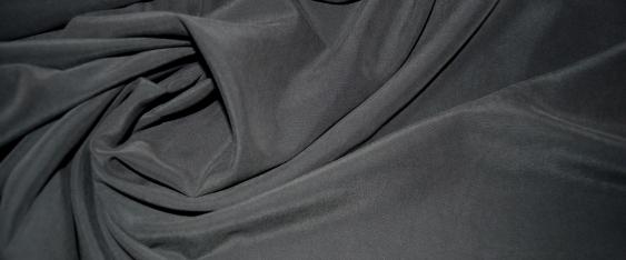 Popeline, grau - Burda 11/2013 Bluse 121 A