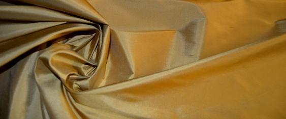 Dupion - goldfarben