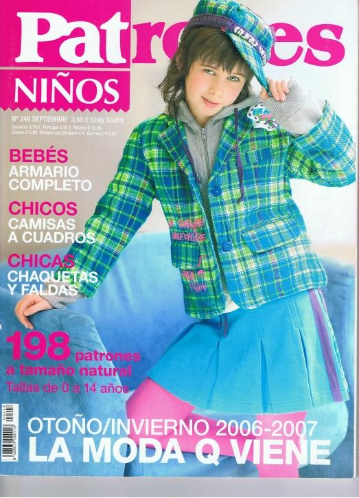 Patrones 2006 Ninos No. 248