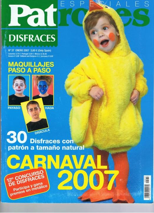 Patrones 2007 Especial Carnaval No. 37