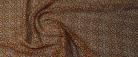 Seidenchiffon - verschiedene Brauntöne