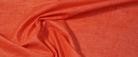 Leinen mit Viskose - rot/weiß