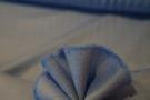dünner Kaschmir - blassblau