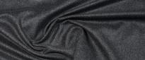 Kaschmir - graues Fischgrätmuster
