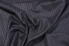 Loro Piana - nachtblau mit Nadelstreifen