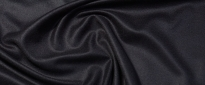 dünner Kaschmir - schwarz