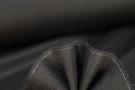 mittelschwerer Kaschmir - schwarz