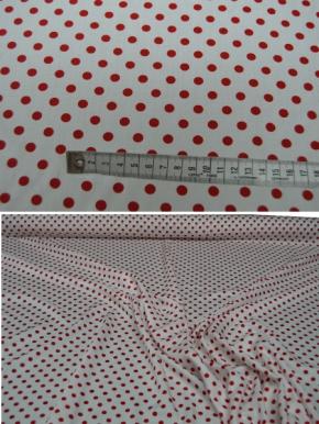Viskose - polka dots