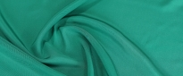 Seide - flaschengrün