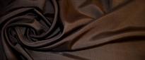 Futterseide - dunkelbraun