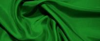 Rest Seide - smaragdgrün