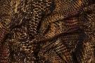 Seide - Schlangenprint