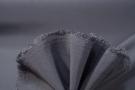 Seidencrepe - betongrau