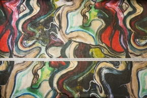 Seidenchiffon - Farbverlauf