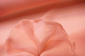 Seidenchiffon - rosa