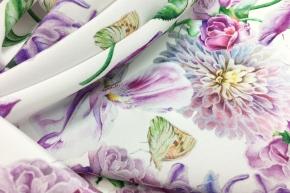 Crepe de Chine - Blüten