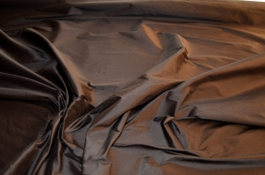 Dupion - schokolade