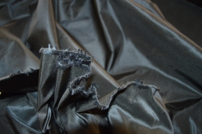 Taft - schwarzblau