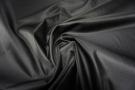 Seidentaft – schwarz
