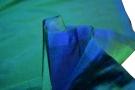 Wildseide - blau und grün changierend