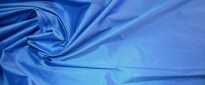 Rest Wildseide - himmelblau