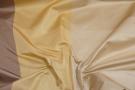 Seidenduchesse - beige und gelb
