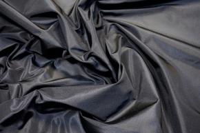 Seidentaft - schwarz