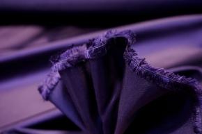 Seidenduchesse - aubergine