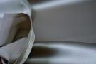 elastische Seide - beige