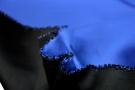 Radzimir-Taft - blau und schwarz